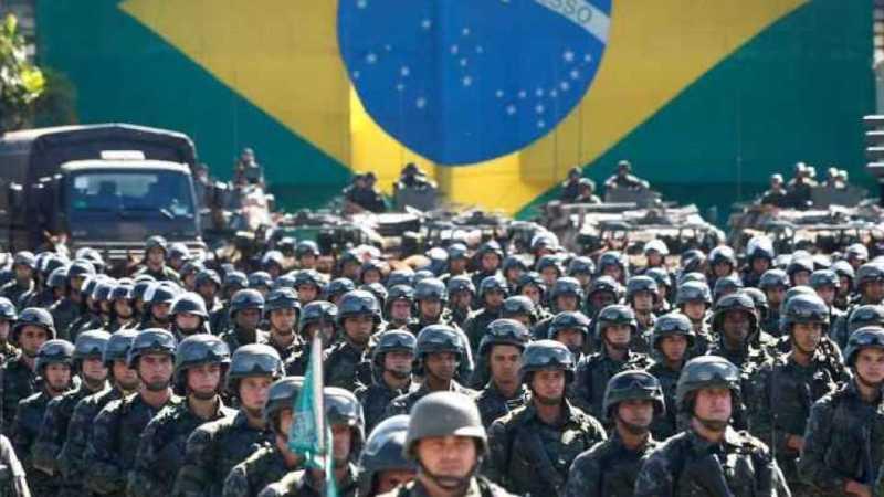اقوى الجيوش في قارة امريكا الجنوبية 2021