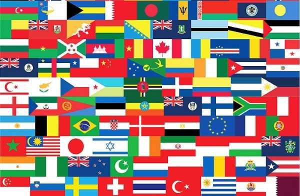 اسم جميع دول العالم الرسمي