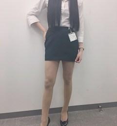 新橋キャバクラ【an_an(アンアン)】100%現役女子大生ラウンジ すず プロフィール写真