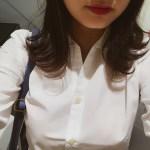 新橋キャバクラ【an_an(アンアン)】100%現役女子大生ラウンジ まこ プロフィール写真