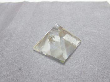ピラミッド水晶|小林正観ピラミッド型水晶