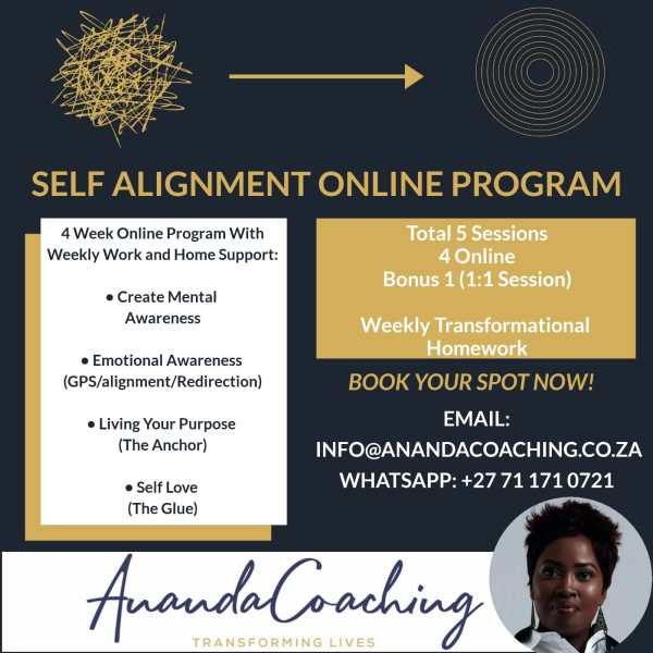 ananda coaching