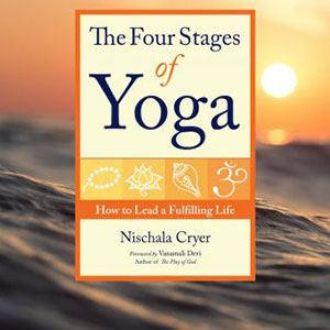 four stages of yoga book cover