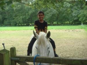 Riding Polly