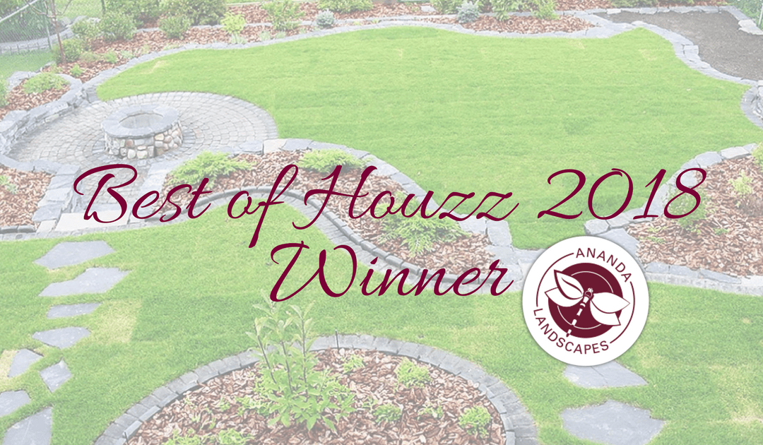 Ananda Awarded Best of Houzz 2018