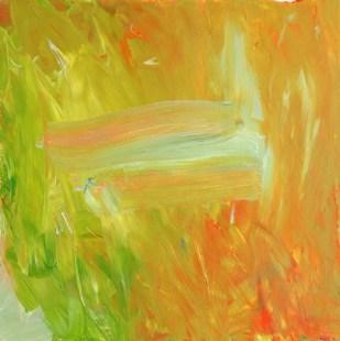 Trio, 2016, 21 x 21 cm, Acrylic on MDF