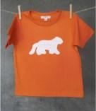 Asya Kids tiger t-shirt