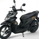 Honda Beat Warna Hitam Doff