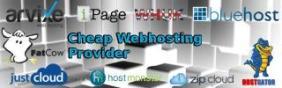 cheap Webhosting Provider
