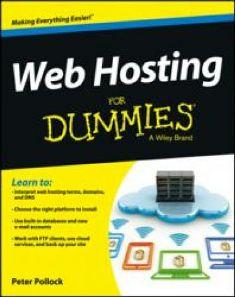 Web Hosting for Dummies is Here
