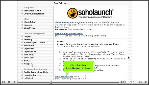 soholaunch