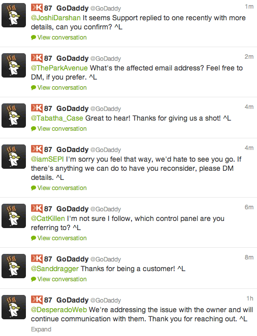 web-hosting-support-on-twitter-godaddy