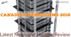 CanadianWebHosting 2016 News Archive