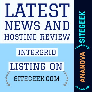 Latest News And Web Hosting Review Intergrid