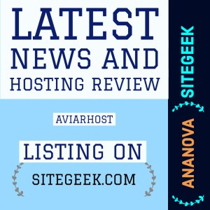 Latest News And Web Hosting Review AviarHost