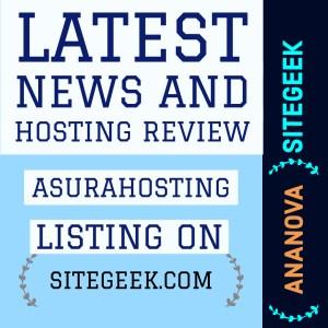 Hosting Review AsuraHosting