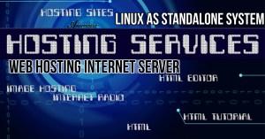 Web Hosting Internet Server