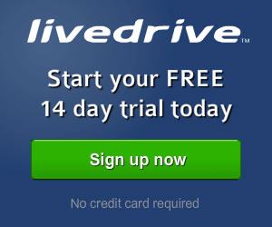 Hosting Review Livedrive