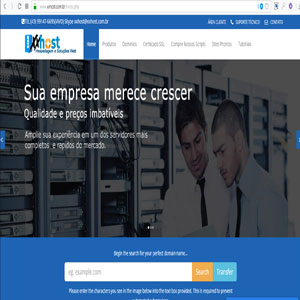 Hosting review Xxhost