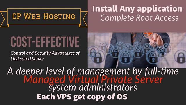 Managed Virtual Private Server