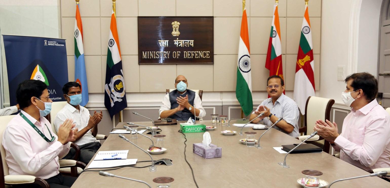 Raksha Mantri launches Aero India 21