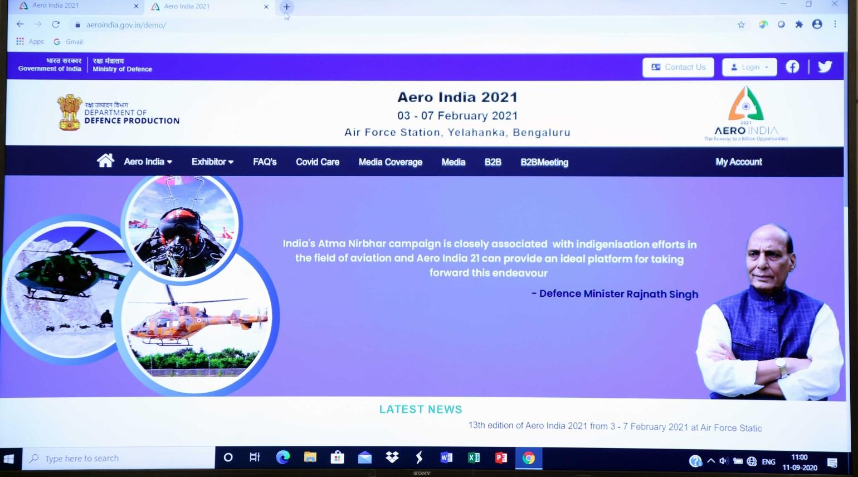 aeroindia.gov.in
