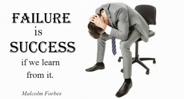 failure is success