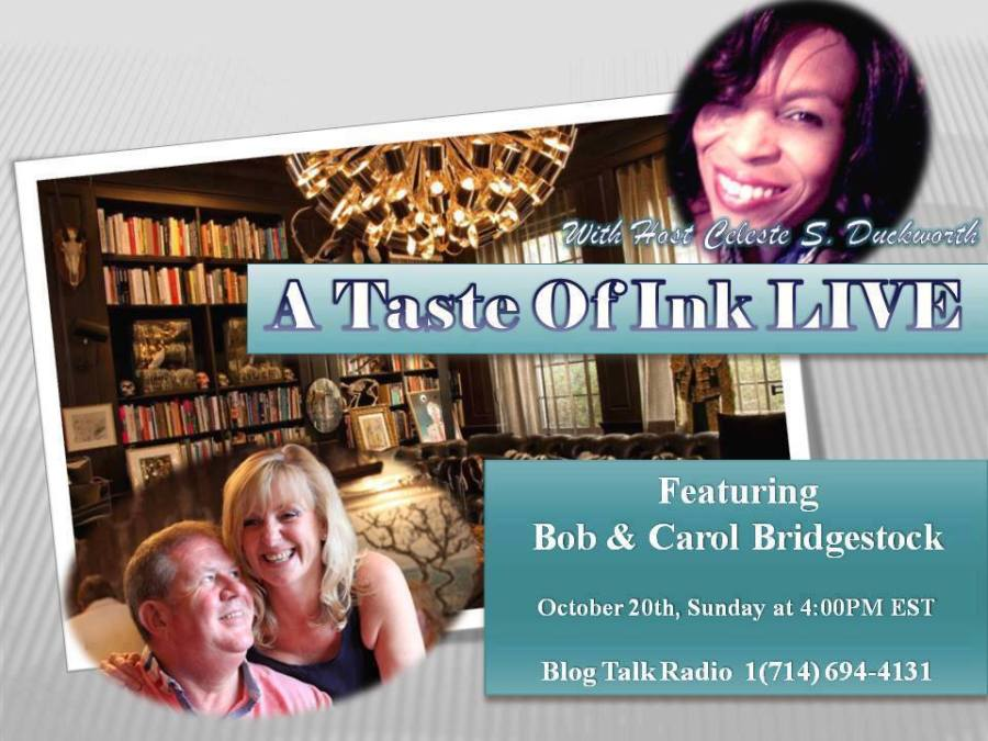 A Taste Of Ink LIVE with R C Bridgestock