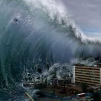 Unseen Tsunami Footage.