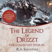 """The Legend of Drizzt"" by R.A. Salvatore (Audible Audiobook Review)"