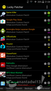 lucky patcher - Cara Cheat Pokemon Go Fake GPS Terbaru (100% Worked)