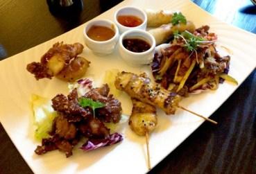 Asian Sharing Platter