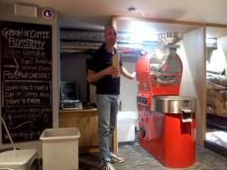 Gordon Street Coffee- Master Roaster