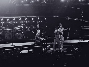 Take That Glasgow 2nd May 2015- Back For Good