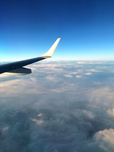 72 hours in London- London Clouds