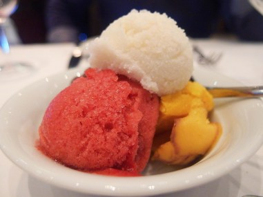 Noura Belgravia- Selection of Ice Cream