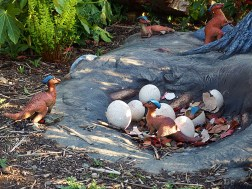 Edinburgh Zoo Nights- Baby Dinosaurs
