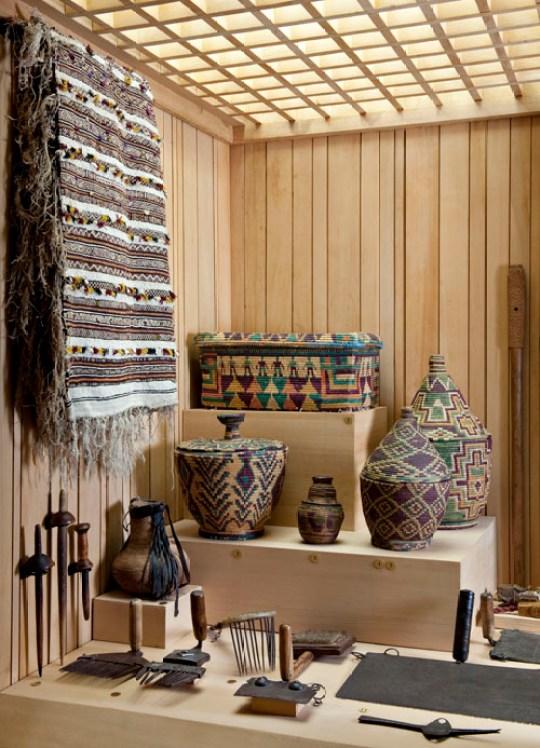 Majorelle Garden - Berber Museum