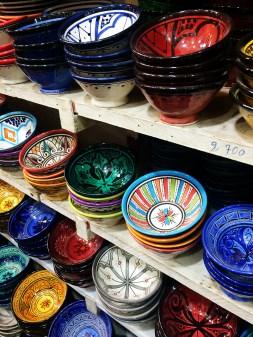 Ananyah- Marrakech Souk- Bowls
