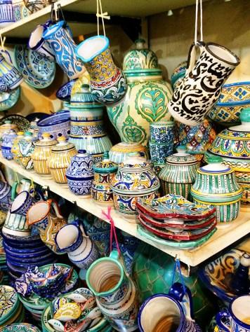 Ananyah- Marrakech Souk- Jugs