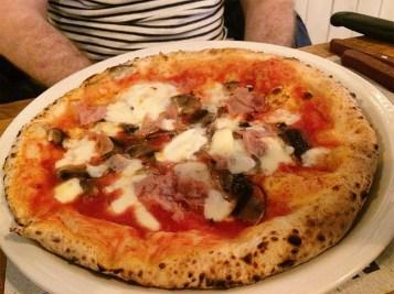 Ananyah- Paesano Pizza- Ham Pizza