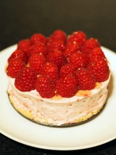 Ananyah-Burns Supper-Cranachan Cheesecake