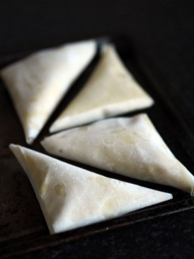 Ananyah-Burns Supper-Haggis Samosa before Oven