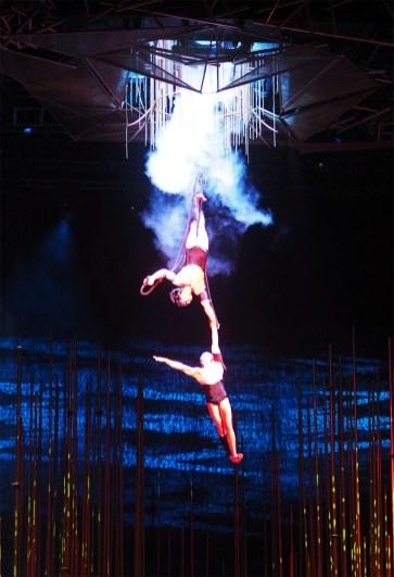 Cirque du Soleil Varekai- Acrobatics