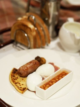MacDonald Forest Hills Hotel & Spa- Full Breakfast