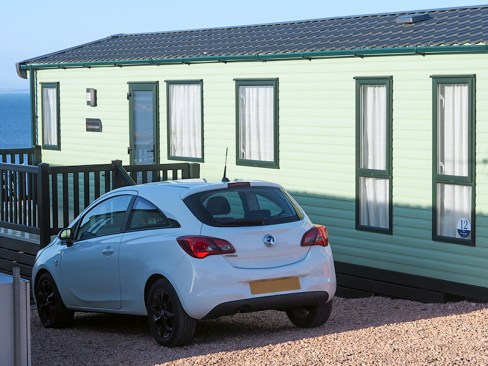 St Andrews Holiday Park with ABI Holiday Homes- 12 Seascape