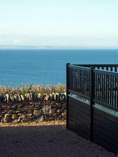 St Andrews Holiday Park with ABI Holiday Homes- Decking and View