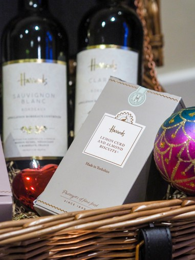 Harrods Christmas Hampers-Ananyah