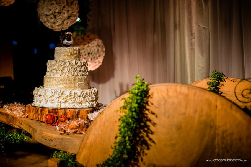 country wedding deko