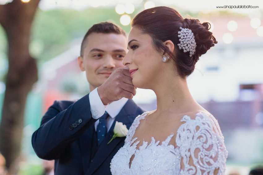 emotional groom clear tears of the bride